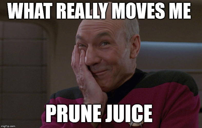 star trek prunes baby constipation meme