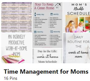 baby first foods mom time management pinterest board