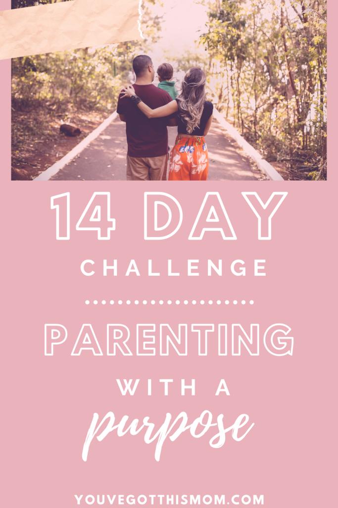 parenting challenge